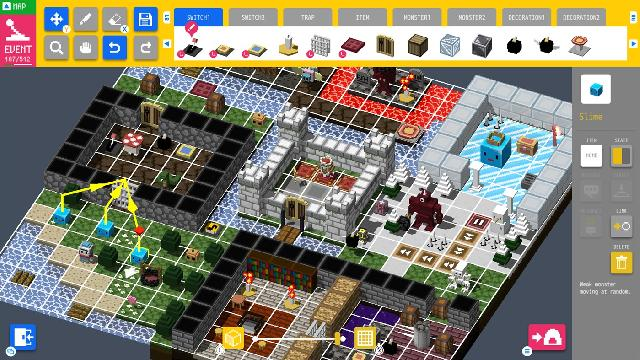 BQM - BlockQuest Maker screenshot 26555