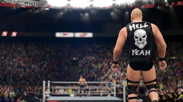 WWE 2K16 Screenshots, Wallpaper