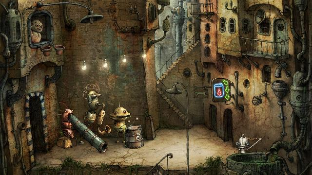Machinarium screenshot 26682
