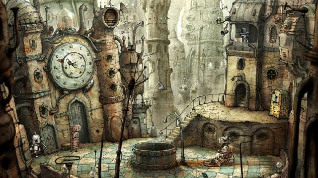 Machinarium screenshot 26686