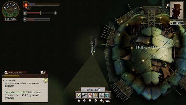 Sunless Sea: Zubmariner Edition screenshot 26693