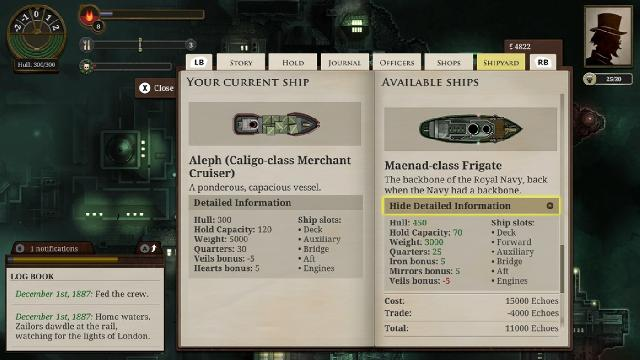 Sunless Sea: Zubmariner Edition screenshot 26689