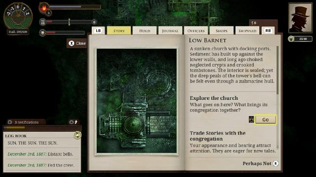 Sunless Sea: Zubmariner Edition screenshot 26697
