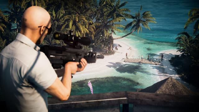 HITMAN 2 - Haven Island screenshot 26761