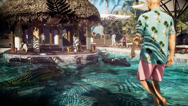 HITMAN 2 - Haven Island screenshot 26762