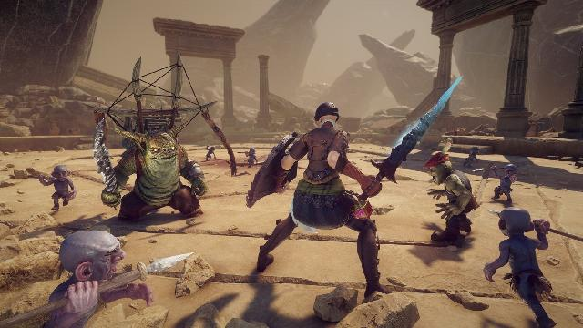 Hand of Fate 2 - Outlanders and Outsiders screenshot 27243
