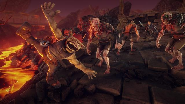 Hand of Fate 2 - Outlanders and Outsiders screenshot 27248