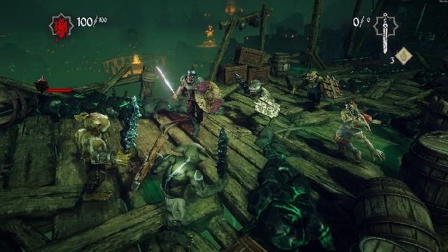 Hand of Fate 2 - Outlanders and Outsiders screenshot 27245