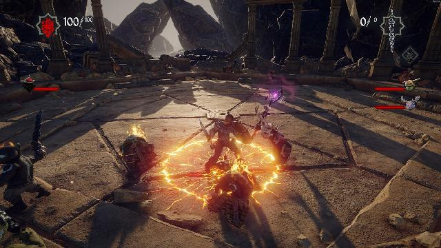 Hand of Fate 2 - Outlanders and Outsiders screenshot 27246
