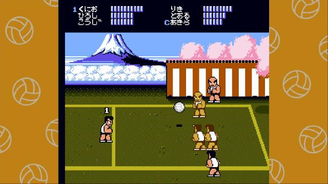 Nekketsu High School Dodgeball Club screenshot 27414