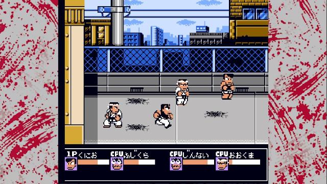 Downtown Nekketsu March Super-Awesome Field Day! screenshot 27423