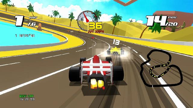 Formula Retro Racing screenshot 27695