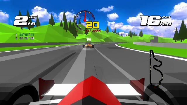 Formula Retro Racing screenshot 27691