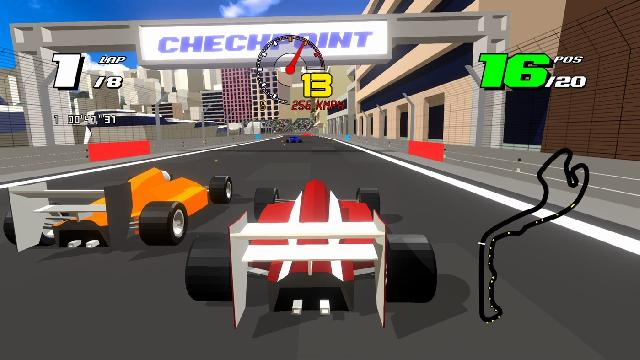 Formula Retro Racing screenshot 27692