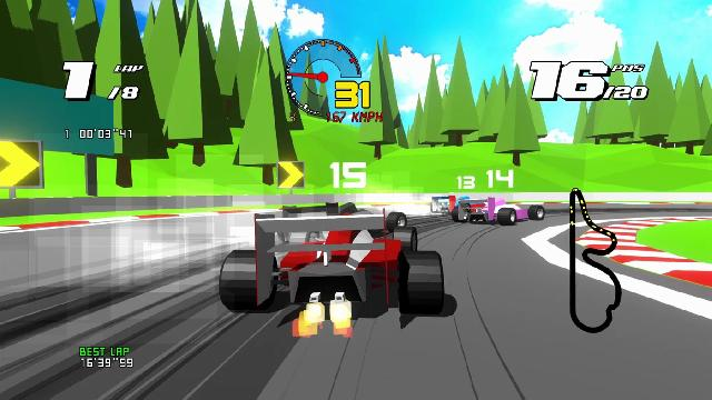 Formula Retro Racing screenshot 27693