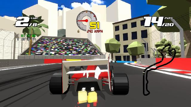 Formula Retro Racing screenshot 27689