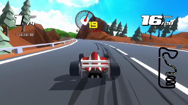 Formula Retro Racing screenshot 27694