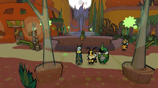 Bug Fables: The Everlasting Sapling screenshot 27948