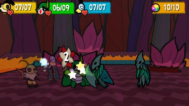 Bug Fables: The Everlasting Sapling screenshot 28008