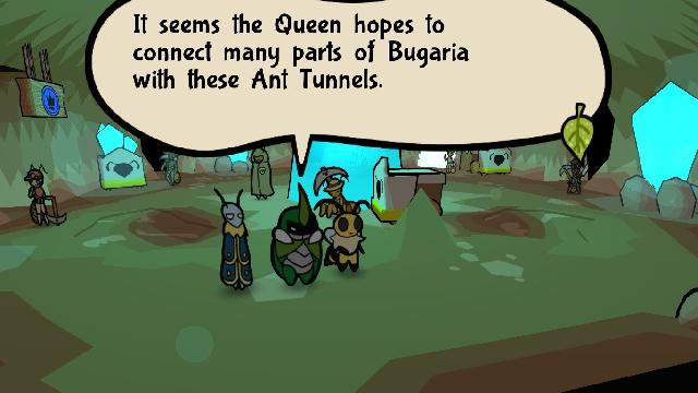 Bug Fables: The Everlasting Sapling screenshot 27949