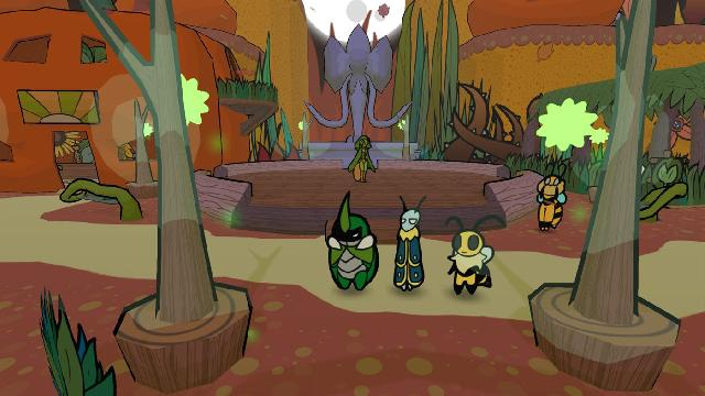Bug Fables: The Everlasting Sapling screenshot 28014
