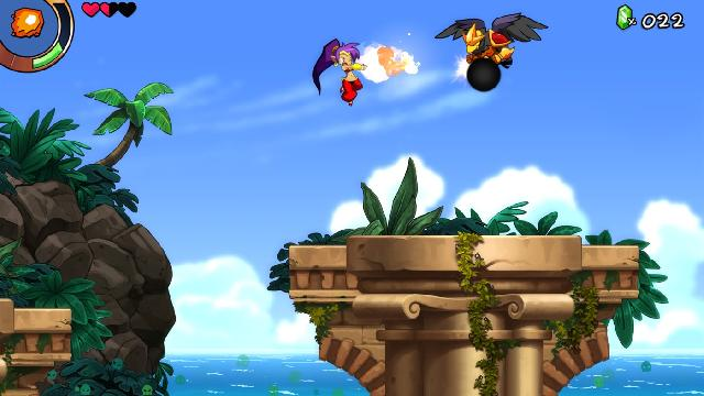 Shantae and the Seven Sirens screenshot 28166