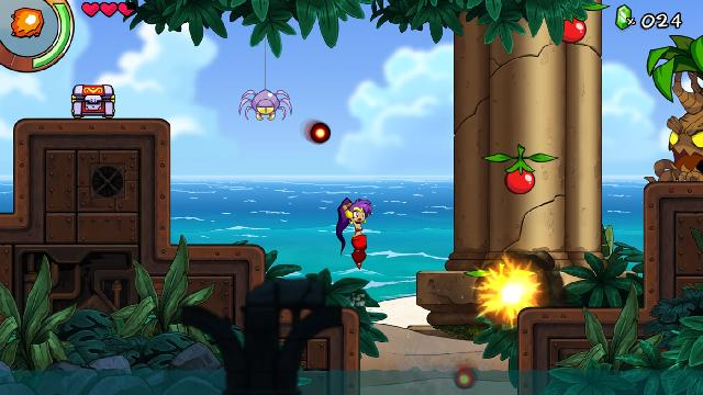 Shantae and the Seven Sirens screenshot 28171