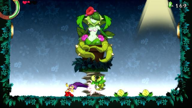 Shantae and the Seven Sirens screenshot 28172