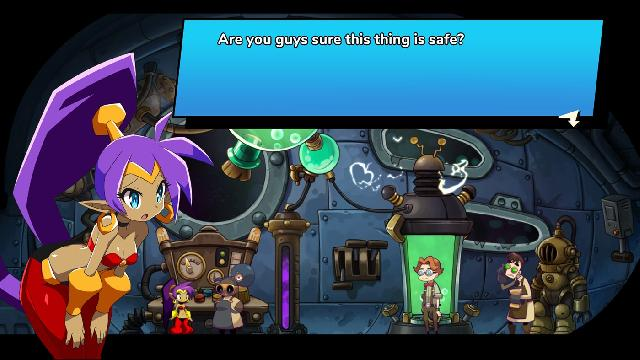 Shantae and the Seven Sirens screenshot 28168