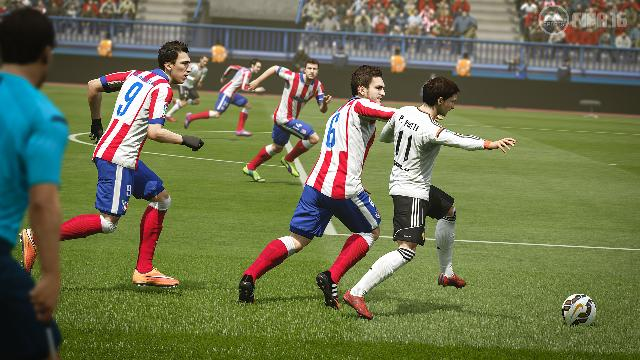 FIFA 16 screenshot 3577