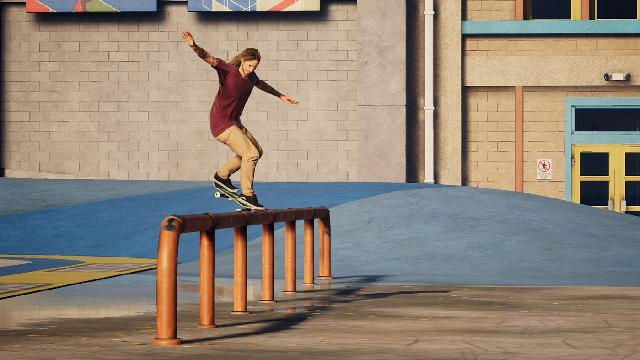 Tony Hawk's Pro Skater 1 + 2 screenshot 30421