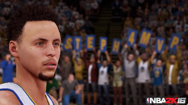 NBA 2K16 screenshot 4557