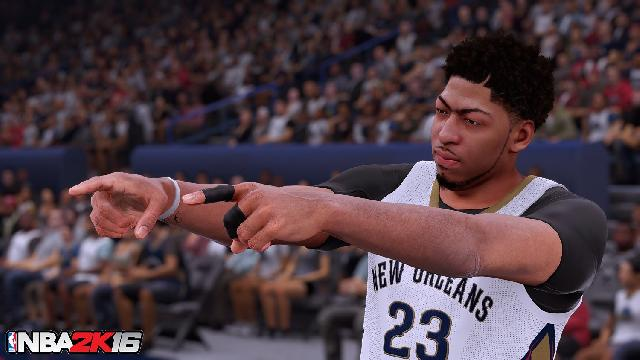 NBA 2K16 screenshot 4558