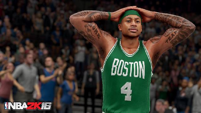 NBA 2K16 screenshot 4886