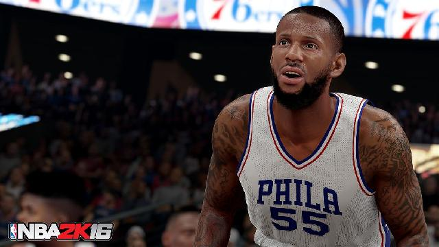 NBA 2K16 screenshot 4888