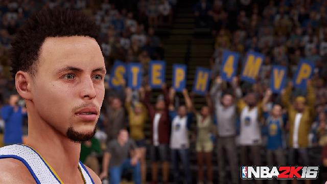 NBA 2K16 screenshot 4890
