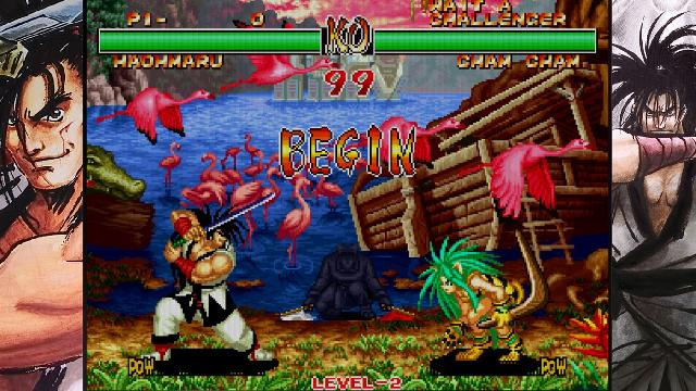 Samurai Shodown NeoGeo Collection screenshot 28957