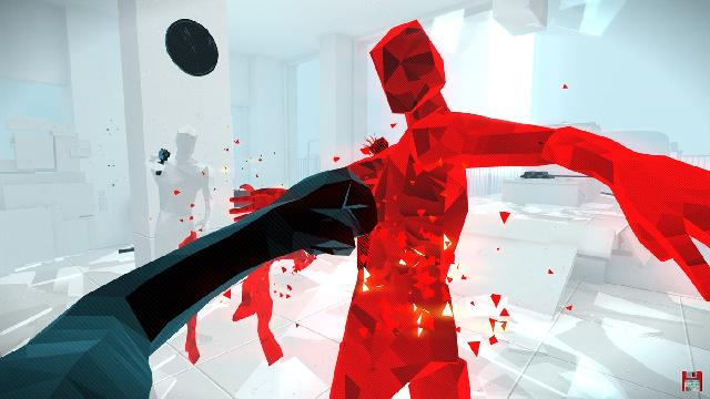 Superhot: Mind Control Delete screenshot 28296