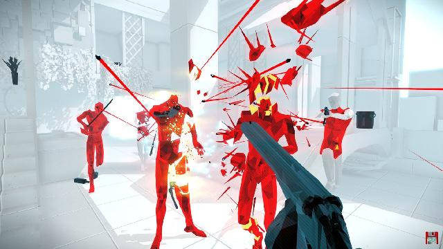 Superhot: Mind Control Delete screenshot 28301