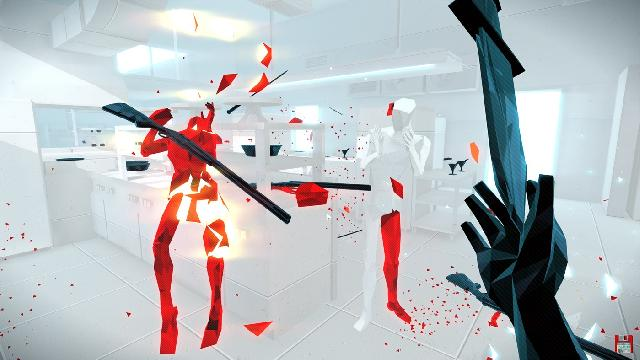 Superhot: Mind Control Delete screenshot 28302