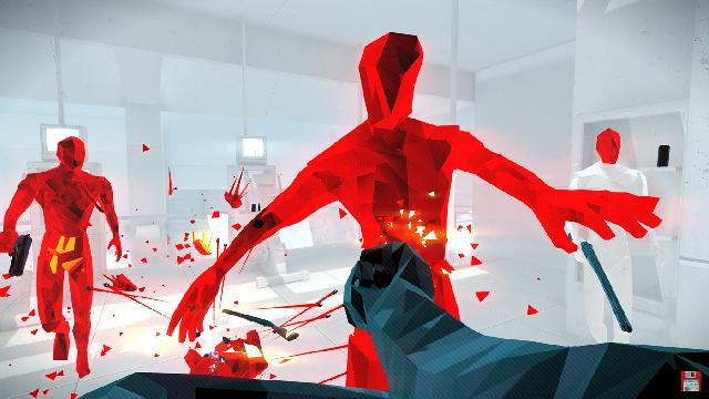 Superhot: Mind Control Delete screenshot 28299