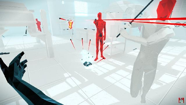 Superhot: Mind Control Delete screenshot 28300