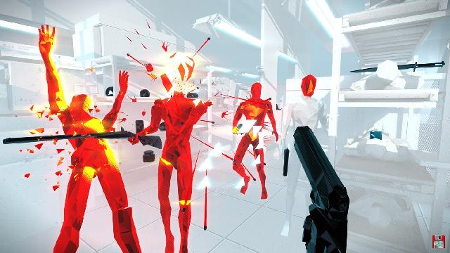 Superhot: Mind Control Delete screenshot 28305