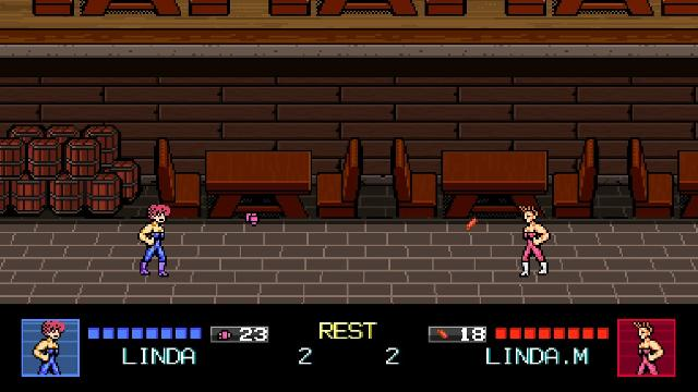 Double Dragon 4 screenshot 28422