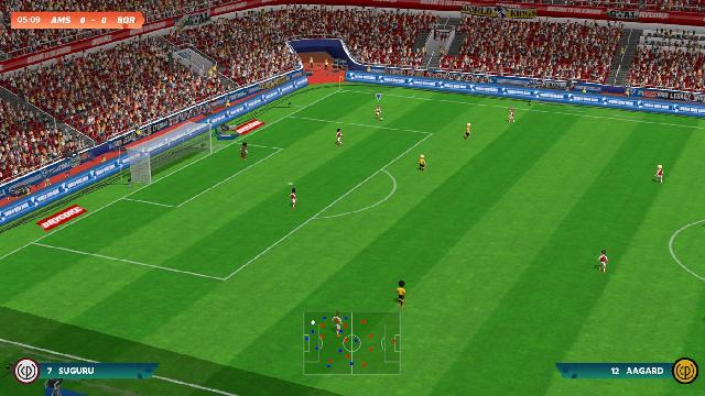 Super Soccer Blast screenshot 28428