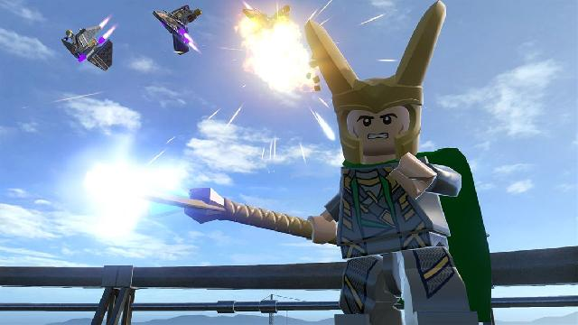LEGO Marvel's Avengers Screenshots, Wallpaper
