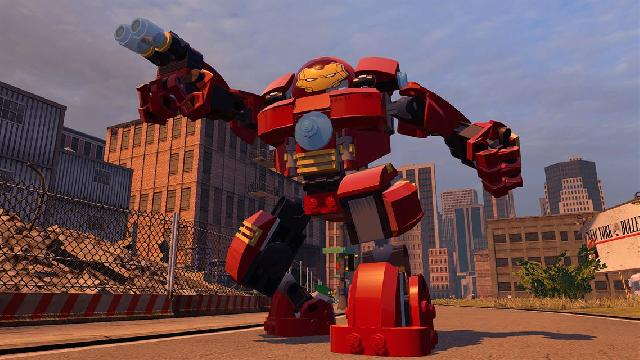LEGO Marvel's Avengers screenshot 5594