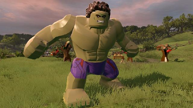 LEGO Marvel's Avengers screenshot 5598