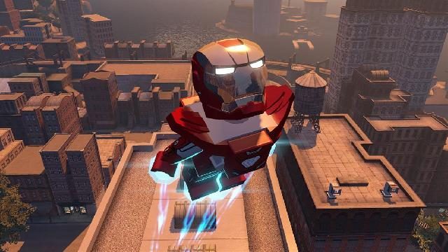 LEGO Marvel's Avengers screenshot 5599