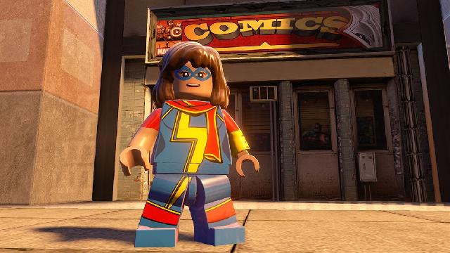 LEGO Marvel's Avengers screenshot 5601